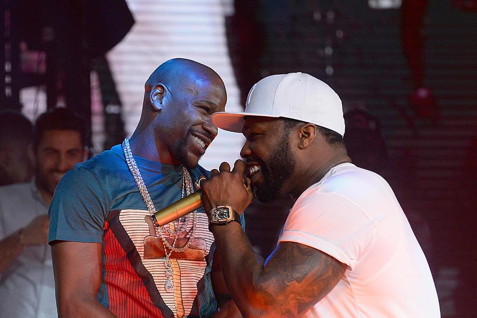 ฦFloyd Mayweather Jr. 50 Cent
