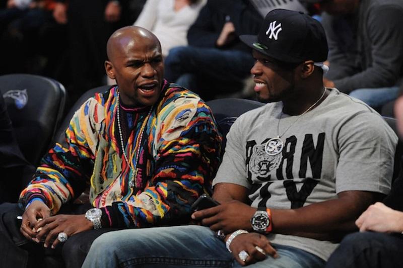 Floyd Mayweather Jr. 50 Cent