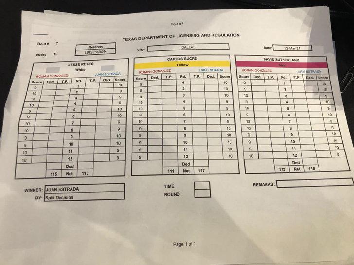 เอสตราด้า VS โรมัน กอนซาเลซ ดูกันชัดๆ ศึกล้มแชมป์ ยกไหนใครชนะ!!!