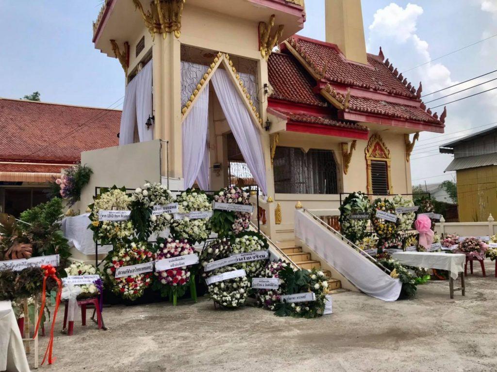 คนมวยทั่วฟ้าเมืองไทย รวมกันส่ง นำขบวน หนองกี่พาหุยุทธ ครั้งสุดท้าย สู่สรวงสวรรค์
