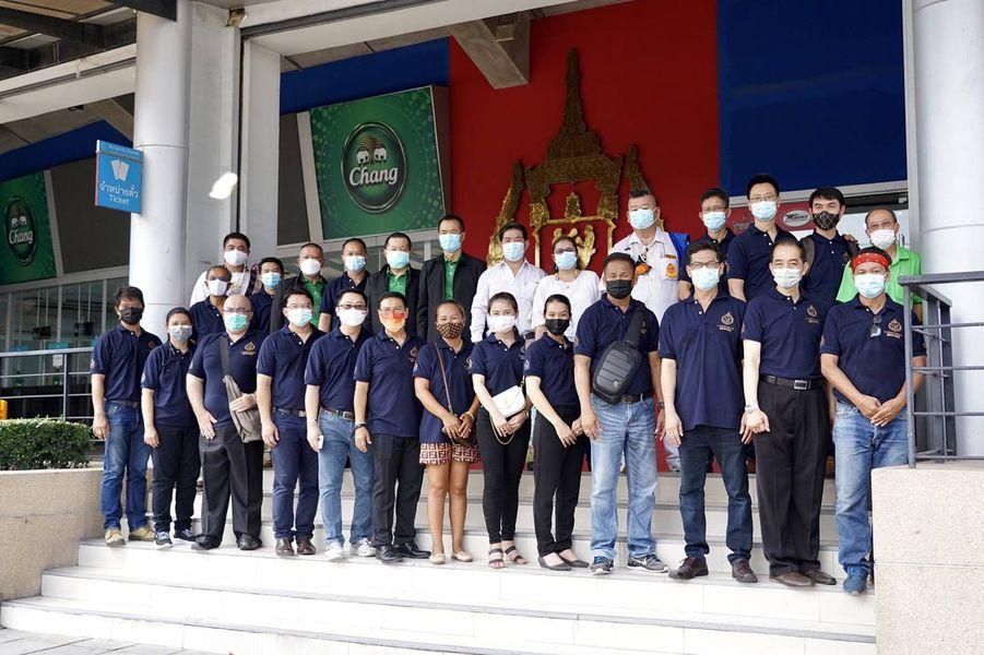สนามมวยลุมพินี บวงสรวงสิ่งศักดิ์สิทธิ์ ขอจัดมวยหญิงเป็นครั้งแรกในรอบ 65 ปี
